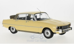 Modellauto - <strong>Rover</strong> 3500 V8, dunkelgelb, RHD, 1974<br /><br />MCG, 1:18<br />Nr. 209972