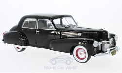 Modelcar - <strong>Cadillac</strong> Fleetwood series 60 Special Sedan, black, 1941<br /><br />MCG, 1:18<br />No. 209982