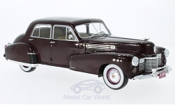 Modelcar - <strong>Cadillac</strong> Fleetwood series 60 Special Sedan, dark red, 1941<br /><br />MCG, 1:18<br />No. 209983