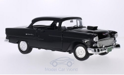 Modelcar - <strong>Chevrolet</strong> Bel Air Tuning, black, 1955<br /><br />Motormax, 1:18<br />No. 210406