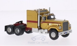 Modelcar - <strong>Dodge</strong> CNT 950, gold/red, 1973<br /><br />Neo, 1:64<br />No. 210693