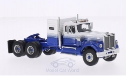 Modellauto - <strong>White</strong> Road Boss, blau/weiss, 1977<br /><br />Neo, 1:64<br />Nr. 210694