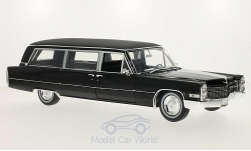Modelcar - <strong>Cadillac</strong> S & S Limousine, black, 1966<br /><br />Greenlight Precision, 1:18<br />No. 210739