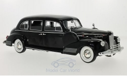 voiture miniature - <strong>Packard</strong> Super huit un-Eighty, noire, The Godfather, 1941<br /><br />Greenlight, 1:18<br />N° 210771