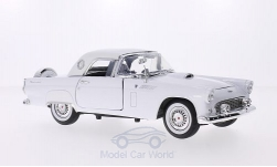 Modellauto - <strong>Ford</strong> Thunderbird Hardtop, weiss, 1956<br /><br />Motormax, 1:18<br />Nr. 210941