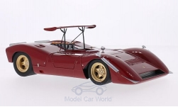 ModelCar - <strong>Ferrari</strong> 612 Can Am, rot, Plain Body Version<br /><br />CMF, 1:18<br />Nr. 210955