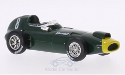 Modelcar - <strong>Vanwall</strong> VW57, No.8, formula 1, S.Moss, without showcase, 1957<br /><br />SpecialC.-79, 1:43<br />No. 211128