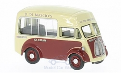 ModelCar - <strong>Morris</strong> J Type, RHD, Ice Cream Di Mascios<br /><br />Oxford, 1:76<br />No. 211168