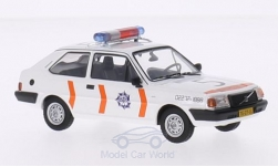 Modellauto - <strong>Volvo</strong> 343, Politie Wieringerwerf, Polizei (NL), 1982<br /><br />Triple 9 Collection, 1:43<br />Nr. 212432
