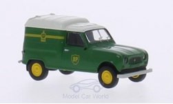 Modelcar - <strong>Renault</strong> R4 Fourgonnette, BP Gas (F)<br /><br />Brekina, 1:87<br />No. 212584