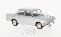 Modellauto - <strong>BMW</strong> 700 LS, silber, 1960<br /><br />Maxichamps, 1:43<br />Nr. 212643