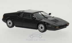 Modellauto - <strong>BMW</strong> M1, schwarz, 1979<br /><br />Maxichamps, 1:43<br />Nr. 212677