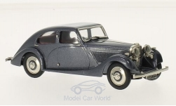 Modellauto - <strong>Talbot</strong> 105 Airline Saloon, metallic-blauw, 1936<br /><br />Brooklin, 1:43<br />Nr. 213424