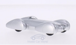 Modelcar - <strong>Mercedes</strong> W154 Rekordwagen, silver, 1939<br /><br />BoS-Models, 1:43<br />No. 213553