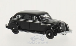 Modelcar - <strong>Chrysler</strong> Airflow, black, 1936<br /><br />BoS-Models, 1:87<br />No. 213603