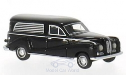 Modelcar - <strong>BMW</strong> 502, black, hearse, 1952<br /><br />BoS-Models, 1:87<br />No. 213619