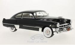 Modelcar - <strong>Cadillac</strong> series 62 Club Sedanette, black, 1949<br /><br />BoS-Models, 1:18<br />No. 213636