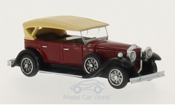 Modelcar - <strong>Packard</strong> 733 Straight 8 Sport Phaeton, dark red/black, 1930<br /><br />BoS-Models, 1:87<br />No. 213721