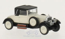 Modellauto - <strong>Rolls Royce</strong> Silver Ghost Doctors Coupe hellbeige/schwarz, RHD, 1920<br /><br />BoS-Models, 1:87<br />Nr. 213724