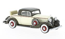 Modellauto - <strong>Buick</strong> Series Sixty-Six S Sport Coupe, beige/dunkelbraun, 1933<br /><br />Neo, 1:43<br />Nr. 213735