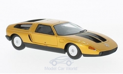 Modelcar - <strong>Mercedes</strong> C111-IID, metallic-dunkelorange, 1976<br /><br />Neo, 1:43<br />No. 213737