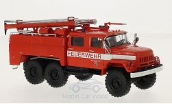 Modelcar - <strong>ZIL</strong> 131 AC-40, fire brigade Pouch<br /><br />Premium ClassiXXs, 1:43<br />No. 213847