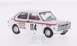 Modellauto - <strong>Fiat</strong> 127, No.114, Rallye Monte-Carlo, B.Dongues/C.Saulie, 1973<br /><br />Brumm, 1:43<br />Nr. 214069