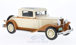 Modellauto - <strong>Dodge</strong> Eight DG Coupe, beige/hellbraun, 1931<br /><br />BoS-Models, 1:18<br />Nr. 214160