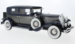 Modelcar - <strong>Duesenberg</strong> Model J Willoughby Berline, black/silver, 1934<br /><br />Neo, 1:18<br />No. 214163