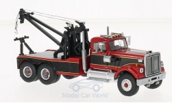 ModelCar - <strong>White</strong> Road Boss Tow Truck, rot/schwarz, 1977<br /><br />Neo, 1:64<br />No. 214488