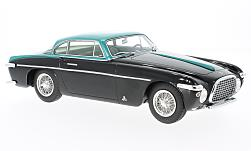 Modelcar - <strong>Ferrari</strong> 212 Europe Vignale, black/metallic-green, 1952<br /><br />CMF, 1:18<br />No. 214508