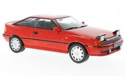 Modelcar - <strong>Toyota</strong> Celica ST165, red, 1990<br /><br />IXO, 1:18<br />No. 214514