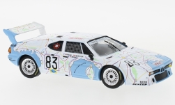 Modellauto - <strong>BMW</strong> M1, No.83, 24h Le Mans, D.Pironi/D.Quester/M.Mignot, 1980<br /><br />IXO, 1:43<br />Nr. 214542