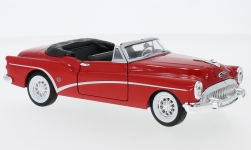 Modelcar - <strong>Buick</strong> Skylark red, 1953<br /><br />Welly, 1:24<br />No. 214616