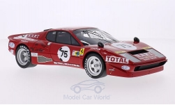 Modellauto - <strong>Ferrari</strong> 365 GT4 BB Competizione, No.75, N.A.R.T., IMSA, 24h Le Mans, F.Migault/L.Guitteny, 1977<br /><br />CMF, 1:18<br />Nr. 214623