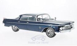 Modelcar - <strong>Imperial</strong> Crown Southampton 4-Door, metallic-blue, 1962<br /><br />BoS-Models, 1:18<br />No. 214635