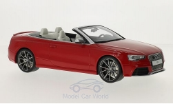 Modellauto - <strong>Audi</strong> RS5 Cabriolet, rot<br /><br />GT Spirit, 1:18<br />Nr. 214906