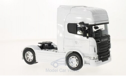 Modelcar - <strong>Scania</strong> R730 V8 (4x2), white<br /><br />Welly, 1:32<br />No. 214939