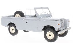Modelo de coche - <strong>Land Rover</strong> 109 Pick Up series II, gris, 1959<br /><br />MCG, 1:18<br />Nº 215047
