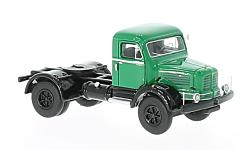 Modelcar - <strong>Krupp</strong> tiger, green, 1954<br /><br />BoS-Models, 1:87<br />No. 215120