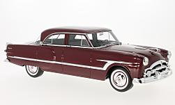 Modelcar - <strong>Packard</strong> Cavalier, dark red, 1953<br /><br />BoS-Models, 1:18<br />No. 215127