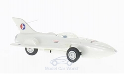 Modellauto - <strong>GM</strong> Firebird I, metallic-weiss, 1953<br /><br />BoS-Models, 1:87<br />Nr. 215520