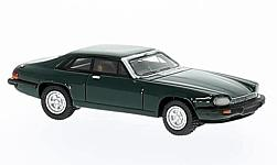 Modellauto - <strong>Jaguar</strong> XJ-S, donkergroen, RHD, 1975<br /><br />BoS-Models, 1:87<br />Nr. 215526