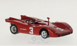 Modellauto - <strong>Abarth</strong> 2000 SP, No.3, Fiat Abarth, Salzburgring, D.Quester, 1970<br /><br />Best, 1:43<br />Nr. 215571