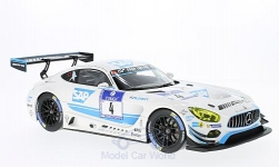 Modelcar - <strong>Mercedes</strong> AMG GT3, No.4, Black Falcon, SAP, 24h Nuerburgring, A.Christodoulou/M.Metzger/B.Schneider/M.Engel, 2016<br /><br />I-Norev, 1:18<br />No. 215627