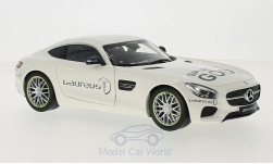 ModelCar - <strong>Mercedes</strong> AMG GT S (C190), Laureus Sport For Good <br /><br />I-Norev, 1:18<br />No. 215636