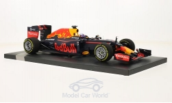 Modellauto - <strong>Red Bull</strong> Tag Heuer RB12, No.3, Red Bull racing Formula One Team, Red Bull, Formel 1, D.Ricciardo, 2016<br /><br />Minichamps, 1:18<br />Nr. 215739