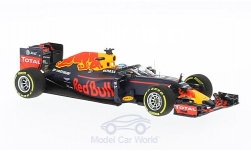 Modellauto - <strong>Red Bull</strong> Tag Heuer RB12, No.3, Red Bull Racing Formula One Team, Red Bull, Test, GP Russland, (Aero Shield), D.Ricciardo, 2016<br /><br />Minichamps, 1:43<br />Nr. 215741
