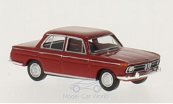 Modellauto - <strong>BMW</strong> 1800, rood<br /><br />Brekina, 1:87<br />Nr. 216071