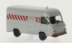 Modelcar - <strong>Saviem</strong> SG2 box wagon, Aeroport de Paris<br /><br />Brekina, 1:87<br />No. 216147